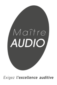 logo du label maître audio - Audition Cornuau