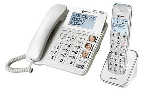 téléphone amplifiés audition cornuau
